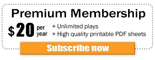 Subscribe now to the Premium Membership